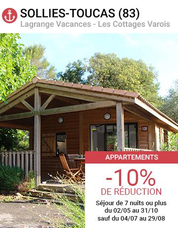 Les Cottages Varois - Sollies Toucas