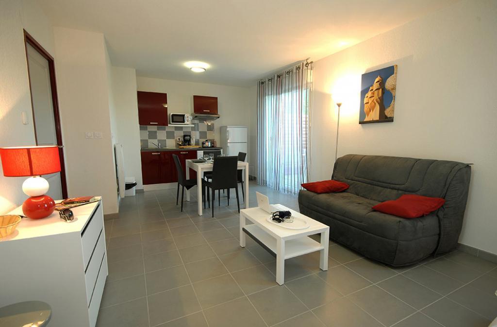 Slide appartement confortable et meublé