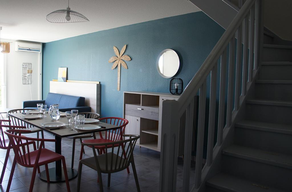 Slide l'intérieur d'un logement