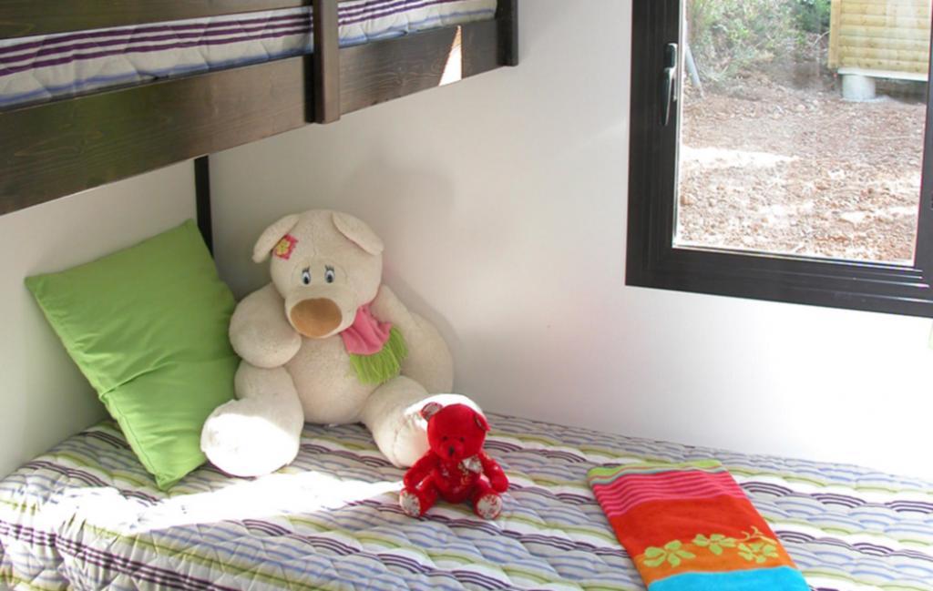 Slide les lits superposés