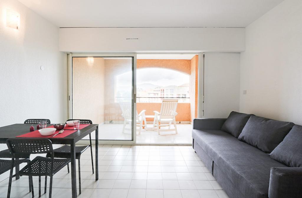 Slide intérieur d'un appartement