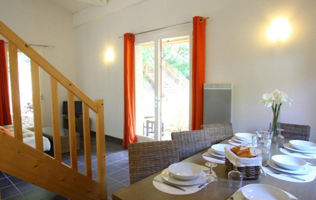 Slide intérieur d'un logement