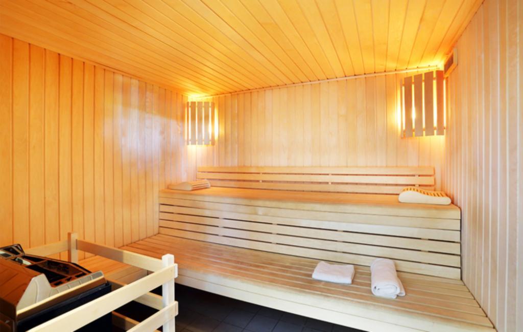Slide Sauna- Le Domaine des Dunes