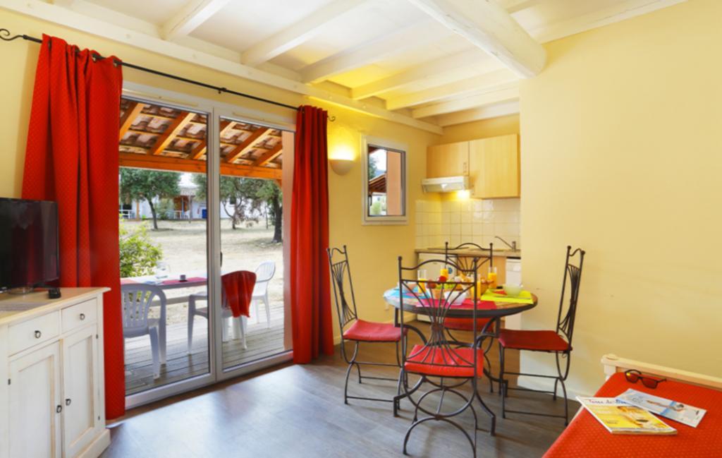 Slide Salon résidence - Les Portes des Cévennes