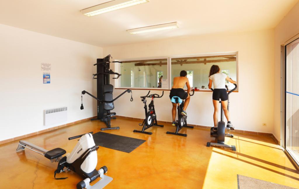 Slide Salle de sport - Les Portes des Cévennes