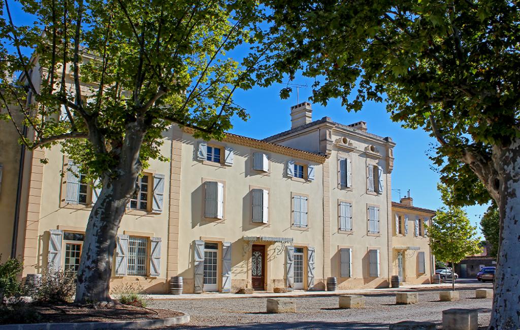 Slide Château de Jouarres