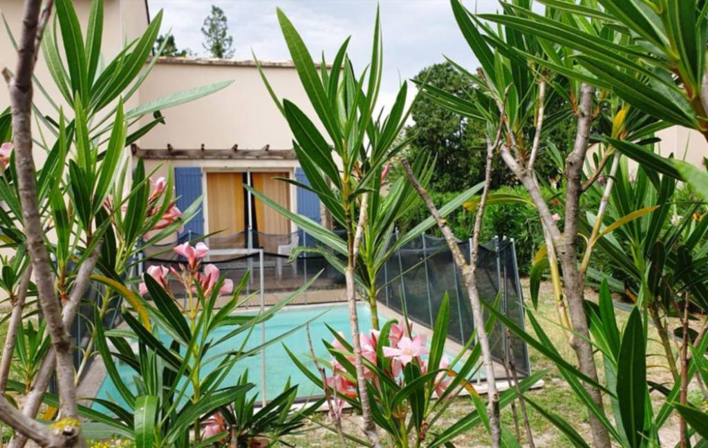 Slide la villa avec bassin privé