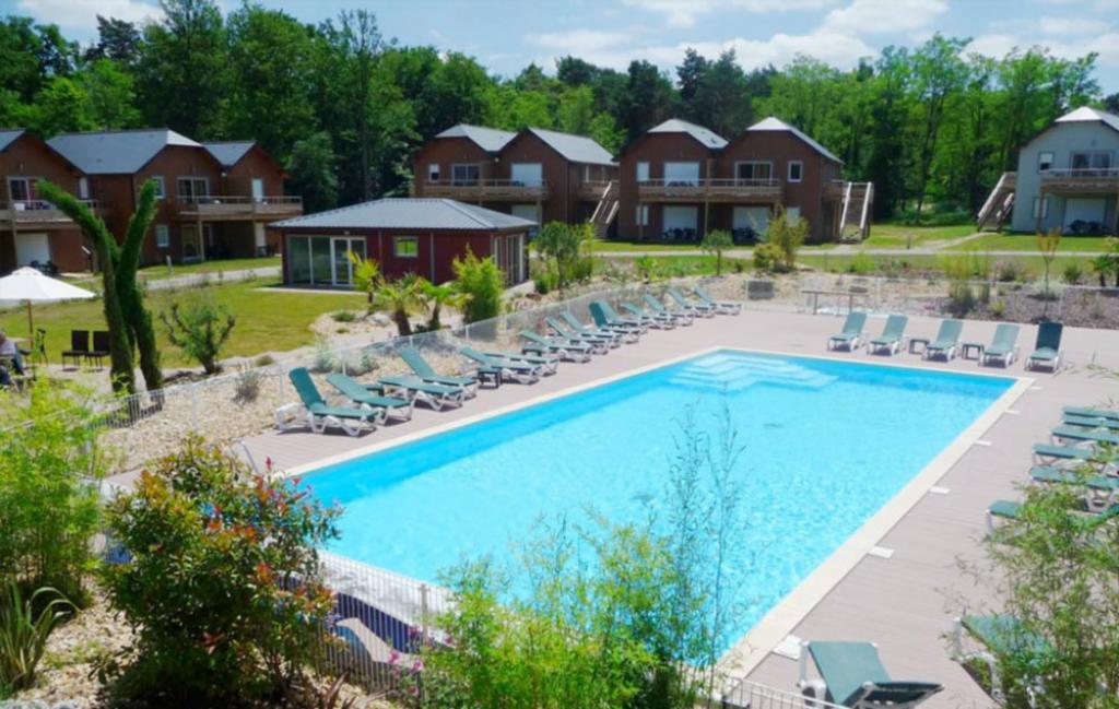 Slide piscine