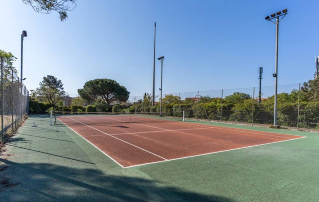 Slide terrain tennis