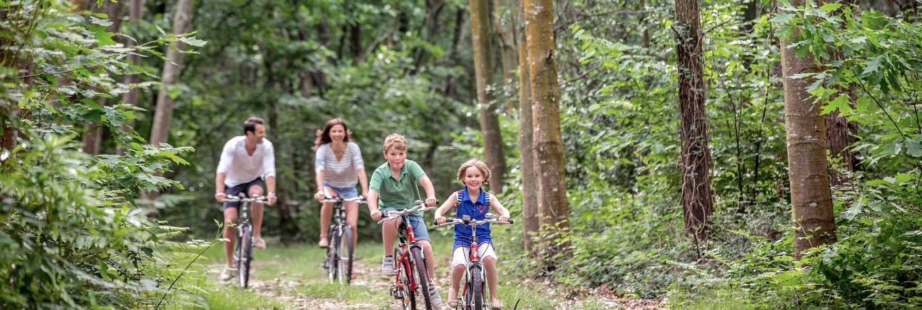 Slide balade en vélo dans les alentours