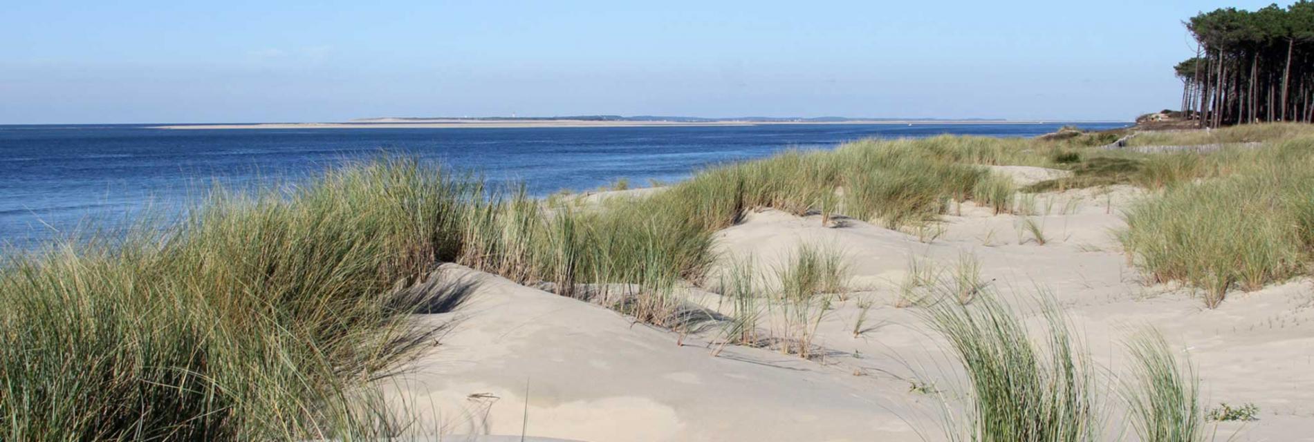 Slide les plages sauvages des alentours