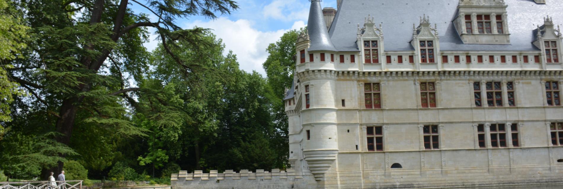 Slide visite des Châteaux de la Loire