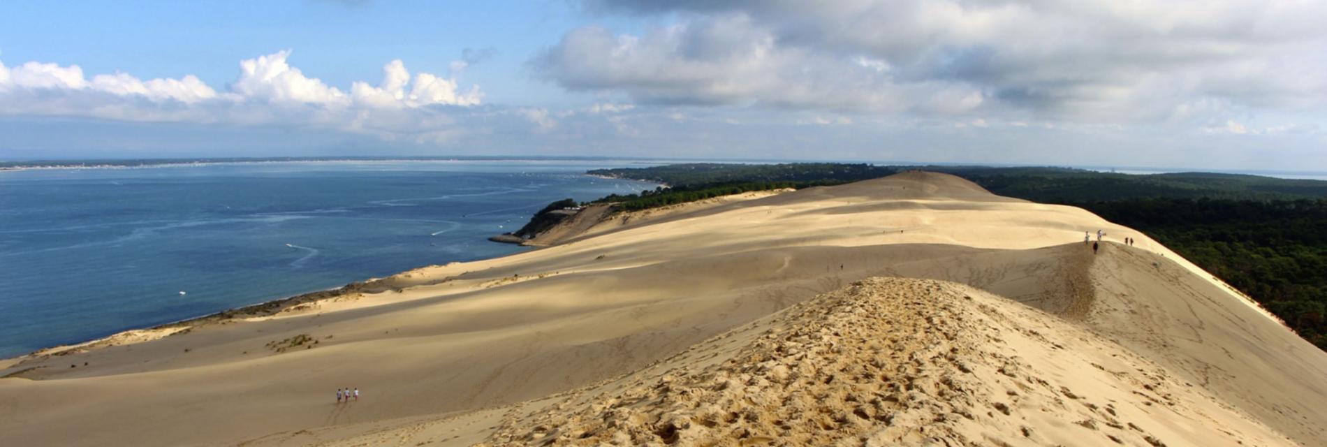 Slide La dune du Pyla