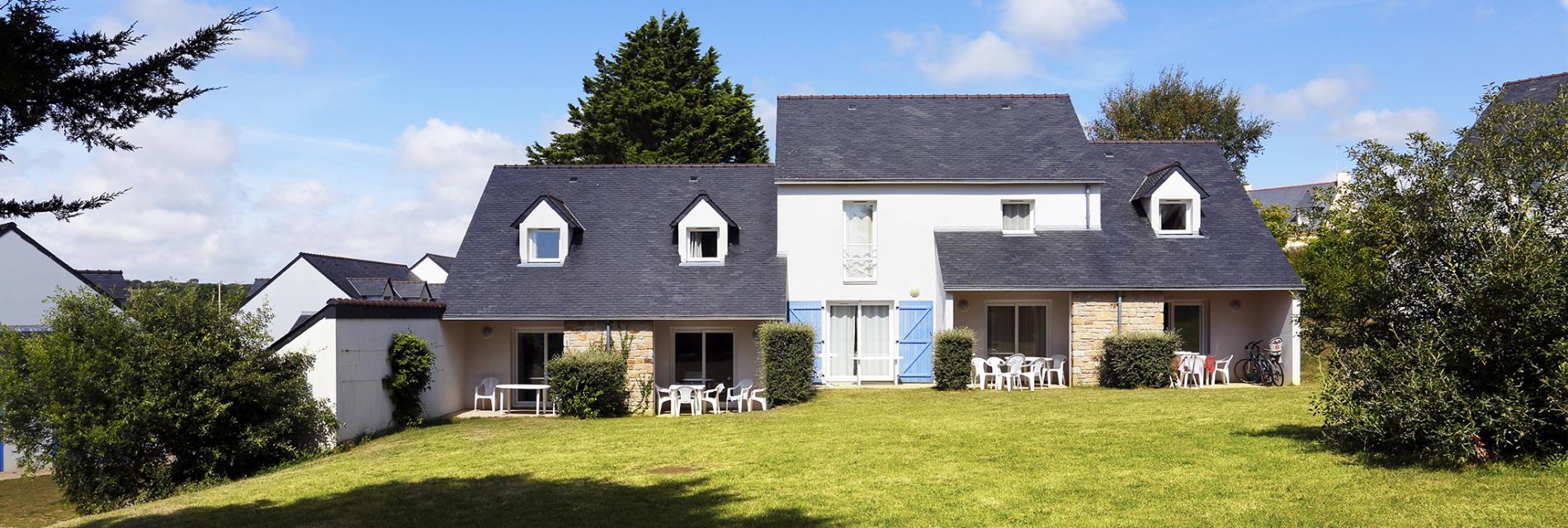 Slide Maisons - résidence Iroise Armorique