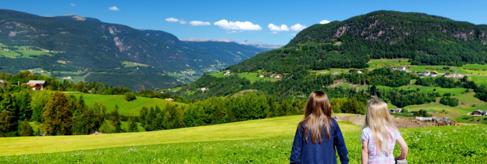 Slide Résidence Les Chalets du Belvédère - paysage
