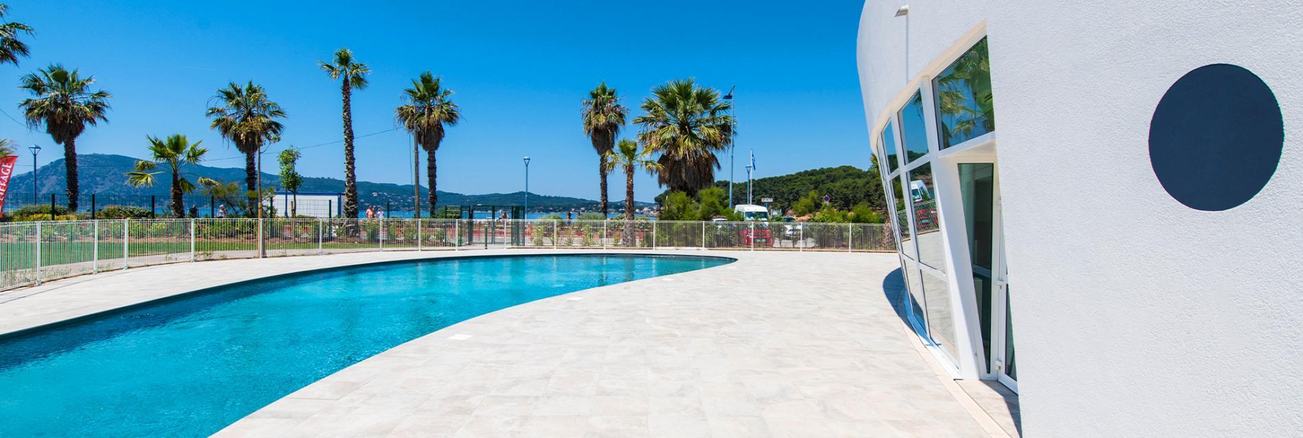 Slide Piscine - Cap Azur