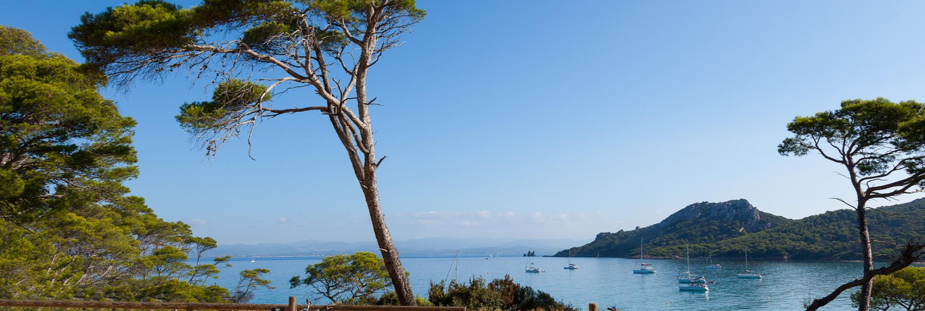 Slide Paysage sud   - Cap Azur