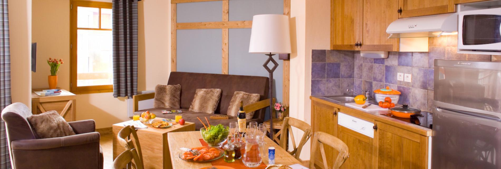 Slide Appartement Résidence Cami Réal - Saint-Lary Soulan