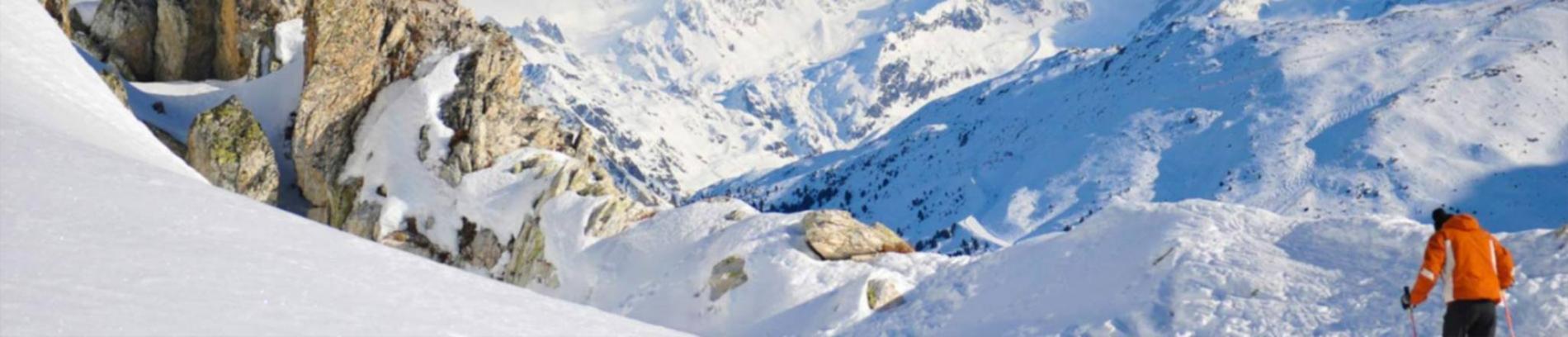 Slide ski