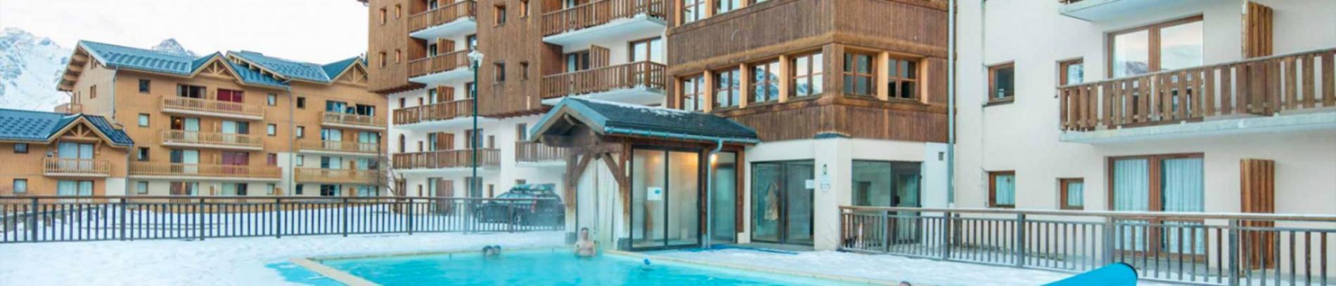 Slide la résidence avec piscine