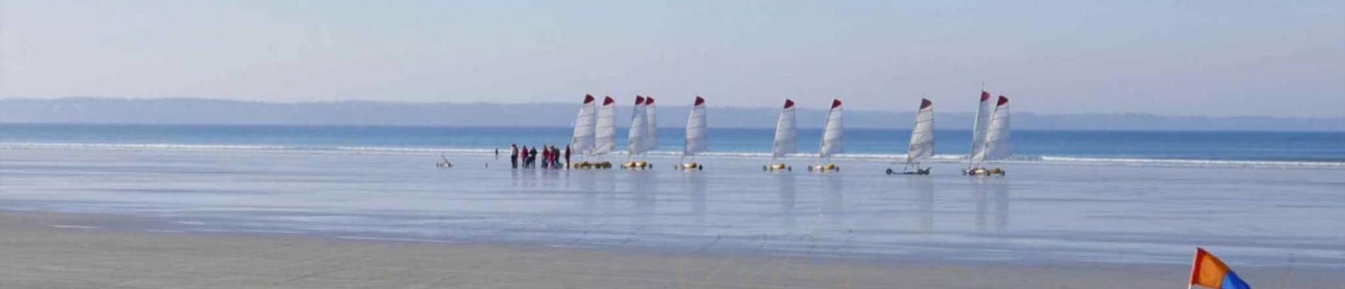 Slide activités nautiques à Saint Nic