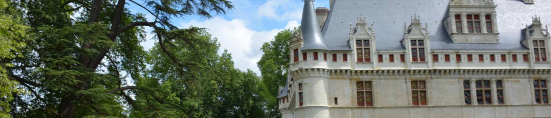 Slide Châteaux de la Loire