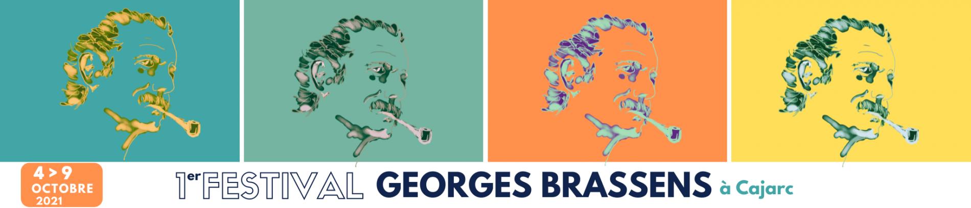 Slide Festival Georges Brassens à Orcières