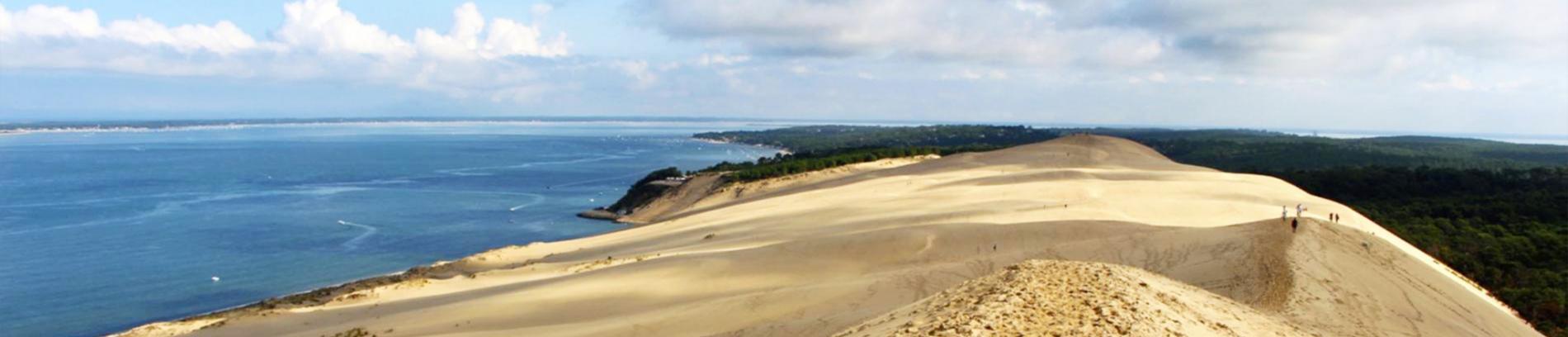 Slide Dune du Pyla