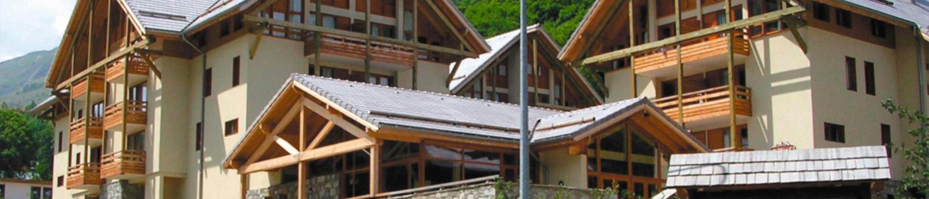Slide la résidence