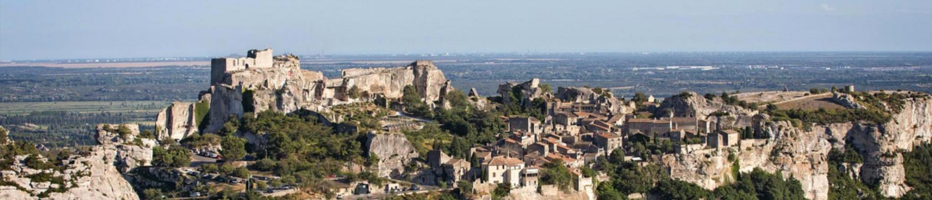 Slide Les Baux de Provence