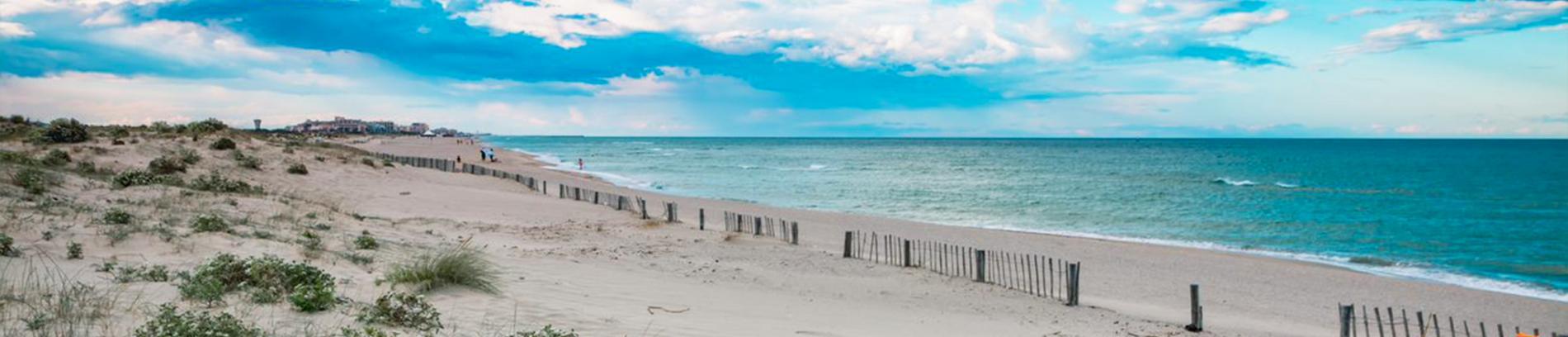 Slide les plages sauvages