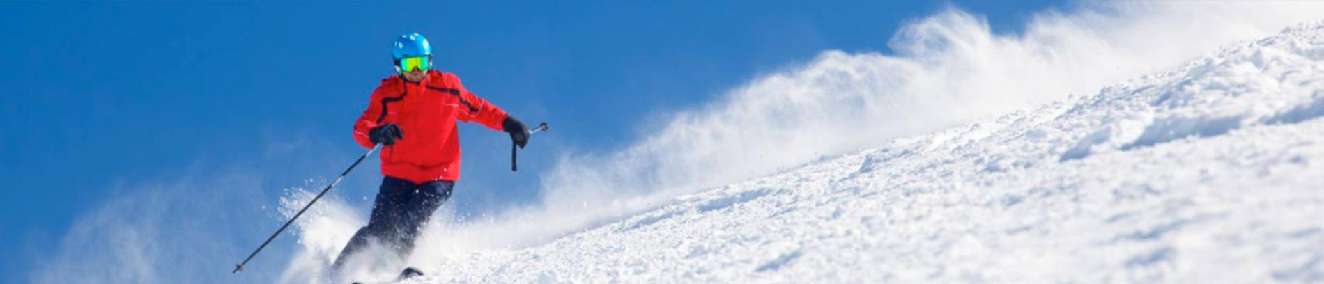 Slide sortie ski