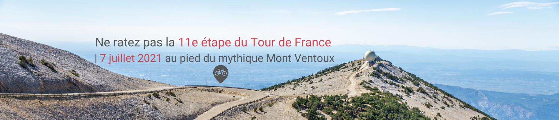 Slide Tour de France Mont Ventoux