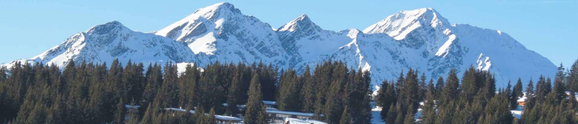 Slide paysages montagnards