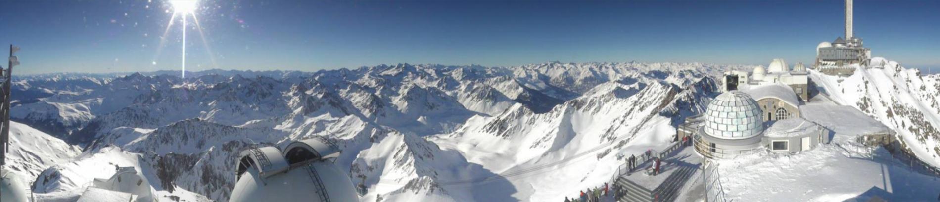 Slide Pic du Midi