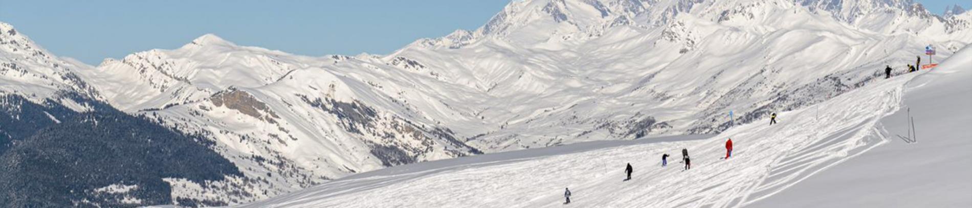 Slide domaine skiable valmorel