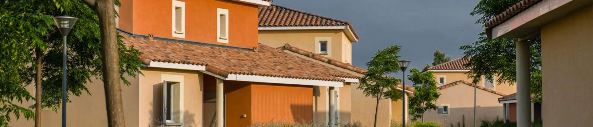 Slide Les villas de la résidence
