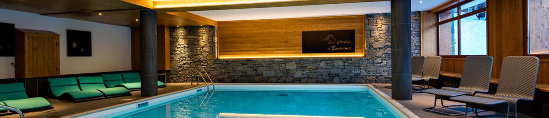 Slide La piscine