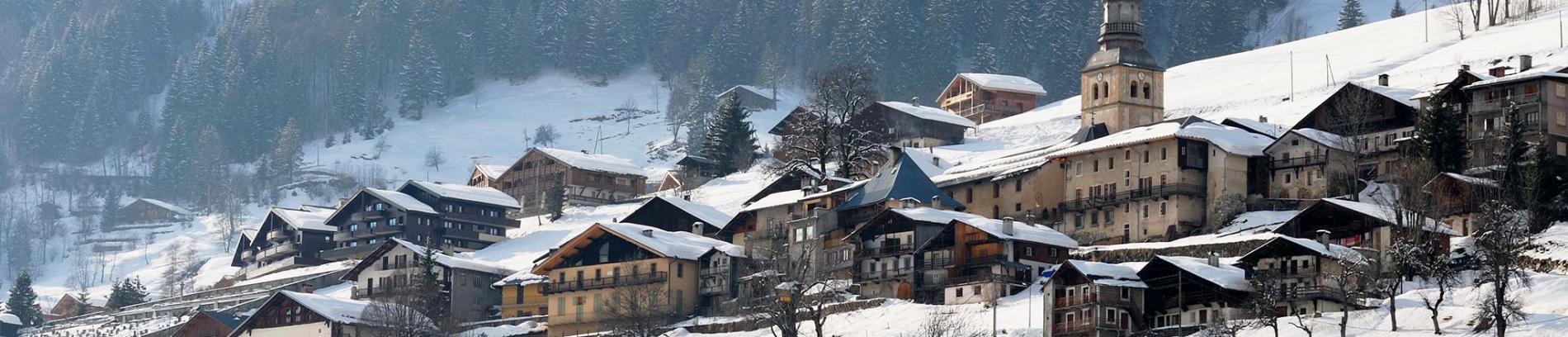 Slide Le village